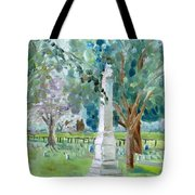 Brave and Noble Tote Bag by Susan E Jones