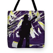 Breakdown Tote Bag by Alys Caviness-Gober