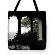 Breakfast At Daybreak Tote Bag by Charlie and Norma Brock