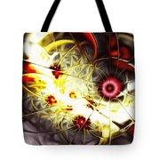 Breakthrough Tote Bag by Anastasiya Malakhova