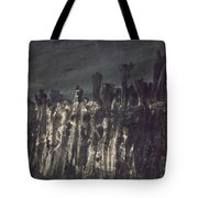 Breakwater In Jersey Tote Bag by Victor Hugo
