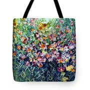 Breeze And Daydream Tote Bag by Hailey E Herrera