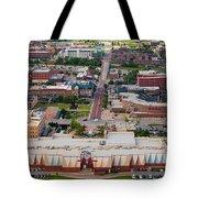 Bricktown Ballpark A Tote Bag by Cooper Ross