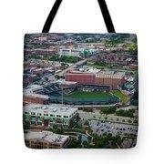Bricktown Ballpark Tote Bag by Cooper Ross