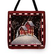 Bridgeton Lane Tote Bag by Catherine Holman