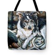 Brody Tote Bag by Shana Rowe Jackson