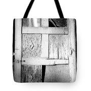 Broken Door Tote Bag by Cheryl Young