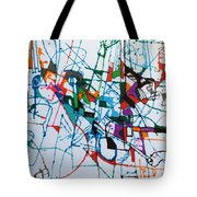 bSeter Elyion 30 Tote Bag by David Baruch Wolk