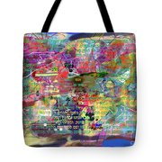 bSeter Elyion 7 Tote Bag by David Baruch Wolk