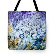 Bubbles Tote Bag by Kume Bryant