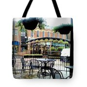 Bucket's Got A Hole In It Tote Bag by Jon Burch Photography