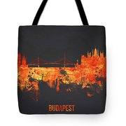 Budapest Hungary Tote Bag by Aged Pixel