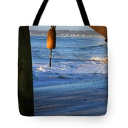 Buoy 1 Tote Bag by Michael Mooney