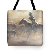 Burning Daylight Tote Bag by Mia DeLode