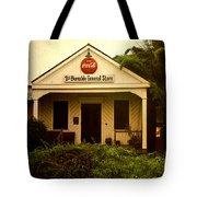 Burnside General Store Tote Bag by Scott Pellegrin