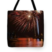 Burst Of Paradise Tote Bag by Bill Pevlor
