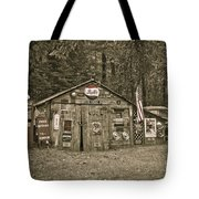Busted Knuckle Dr Tote Bag by Alana Ranney