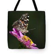 Butterfly Blossom Tote Bag by Christina Rollo