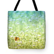 Butterfly Dreams Tote Bag by Holly Kempe