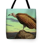 Buzzard Rock Tote Bag by James W Johnson