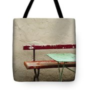Cafeteria Tote Bag by Margie Hurwich