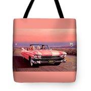 California Dreamin' Tote Bag by Michael Swanson