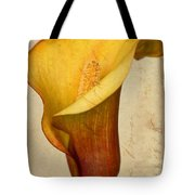 Calla Lily Vintage  Tote Bag by Heidi Smith