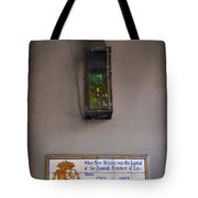 Calle Real - New Orleans Tote Bag by Bill Cannon