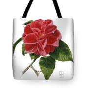 Camellia Tote Bag by Richard Harpum