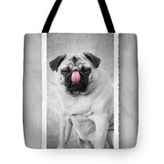 Can You Touch Your Nose With Your Tongue Tote Bag by Edward Fielding