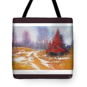 Canadian Calm Tote Bag by Matthys Moss