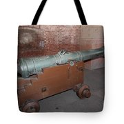 Cannon At San Francisco Fort Point 5d21503 Tote Bag by Wingsdomain Art and Photography