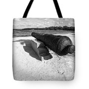Cannon Beach At John Pennekamp  Tote Bag by Eyzen Medina