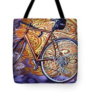 Cannondale Tote Bag by Mark Howard Jones