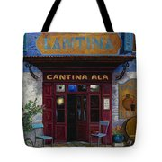 cantina Ala Tote Bag by Guido Borelli