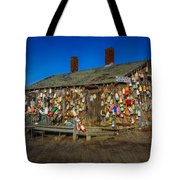Cape Neddick Lobster Pound Tote Bag by Susan Candelario