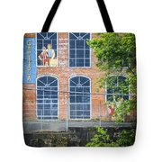 Capitola Cotton Yarn Mill Tote Bag by Carolyn Marshall