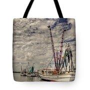 Captain Phillips Tote Bag by Benanne Stiens