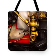 Car - Model T Ford  Tote Bag by Mike Savad