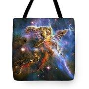 Carina Nebula 6 Tote Bag by The  Vault - Jennifer Rondinelli Reilly