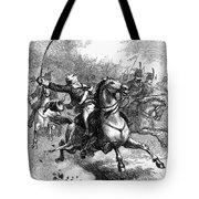 Casimir Pulaski (1748-1779) Tote Bag by Granger