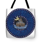 Castle Tote Bag by Douglas K Limon