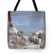 Castle Kingdom  Tote Bag by Betsy C Knapp