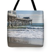 Catch Of The Day Tote Bag by Brian Harig