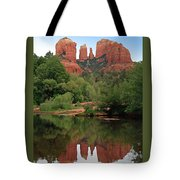 Cathedral Rock 1 Tote Bag by Ellen Henneke