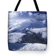 Caucasia Elbrus Tote Bag by Unknown