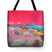 Celebration Tote Bag by Lisa Knechtel