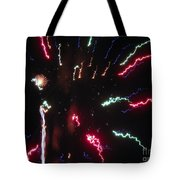 Celebration Tote Bag by Terry Weaver