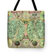 Celestial Map Tote Bag by Gary Grayson