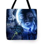 Celestine Tote Bag by Mo T